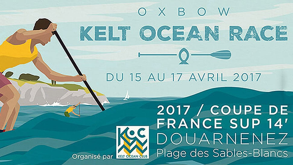 Oxbow Kelt Ocean Race du 15 au 17 avril à Douarnenez