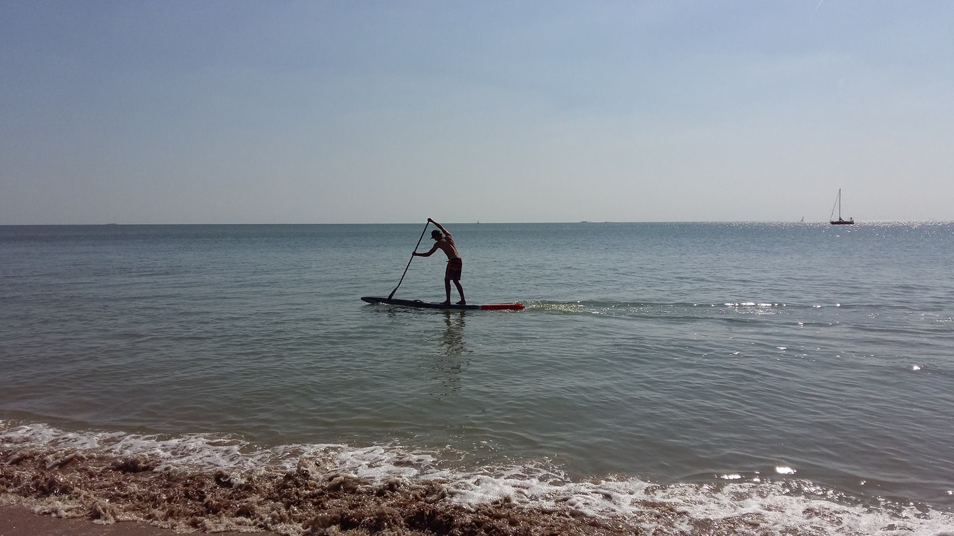 Stand up paddle race Rage Pro de Gong Surfboard