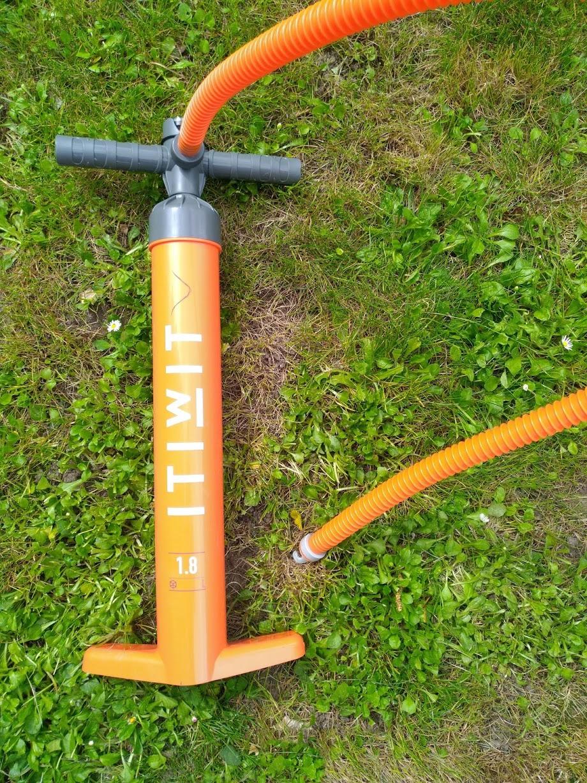 Exclusivité, le sup gonflable randonnée Itiwit de Décathlon