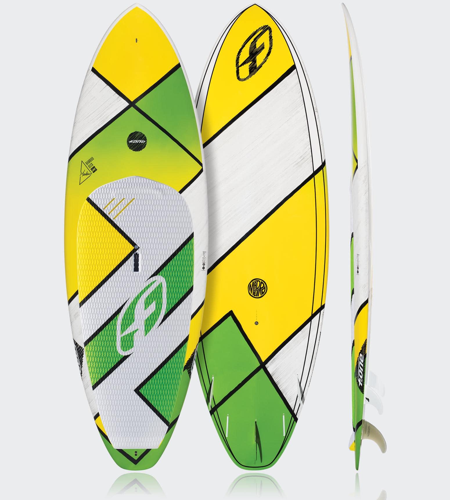 Présentation du stand up paddle surf Madeiro de F-One