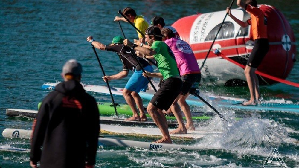 Hossegor Paddle Games et Euro Sup Tour 2017
