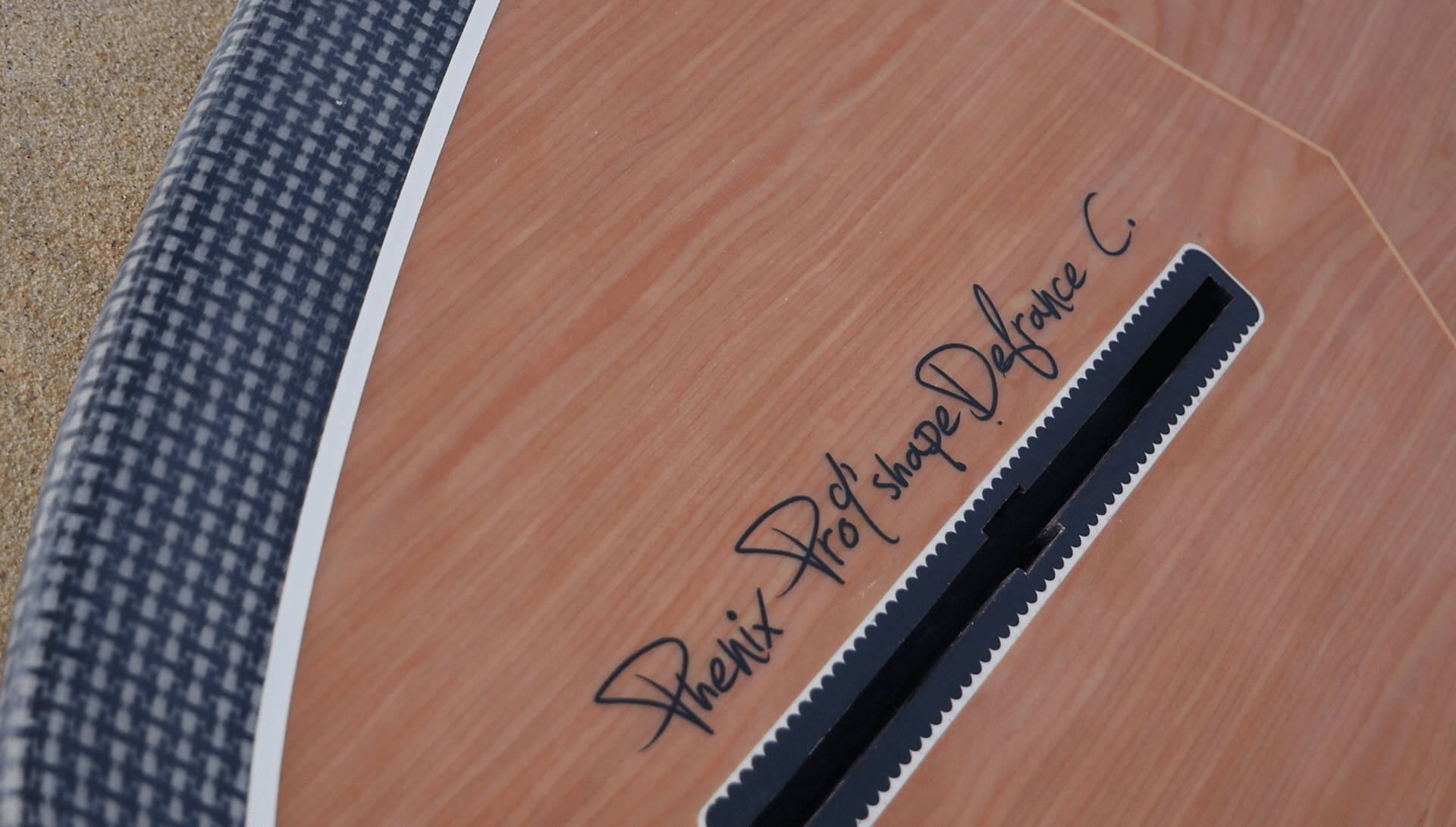 Stand up paddle Phénix Pro 9'1 de Redwoodpaddle