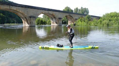 Dordogne Intégrale 2017 avec Patrice Remoiville et sa team