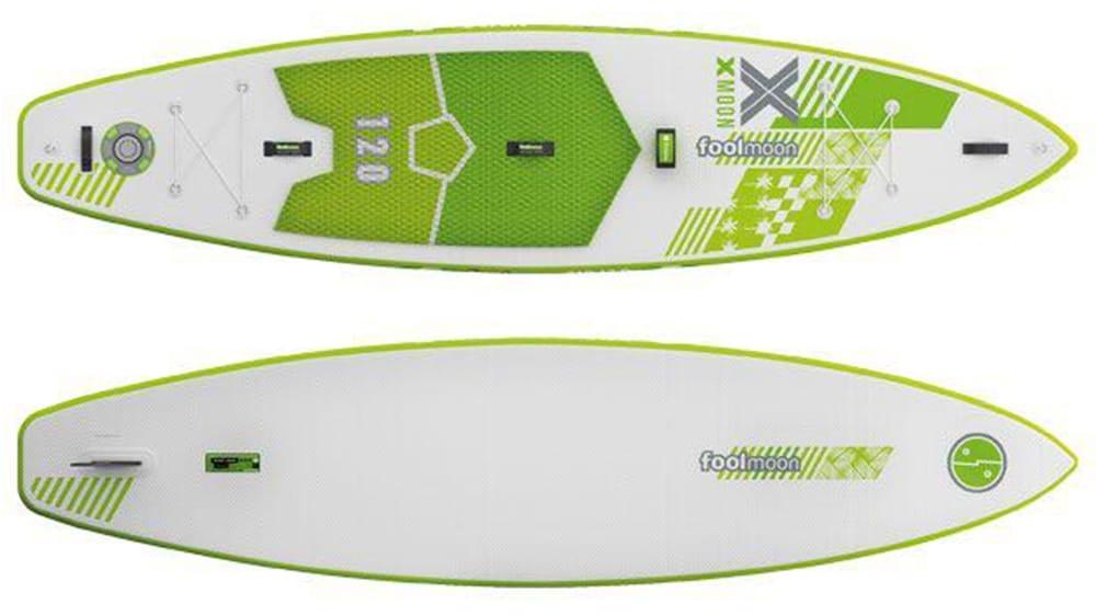 La marque de stand up paddle FoolMoon recherche de deux riders