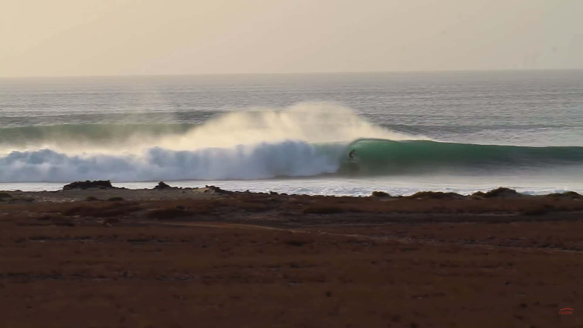 Vidéo Oxbow de Ludovic Dulou en Afrique de l'Ouest