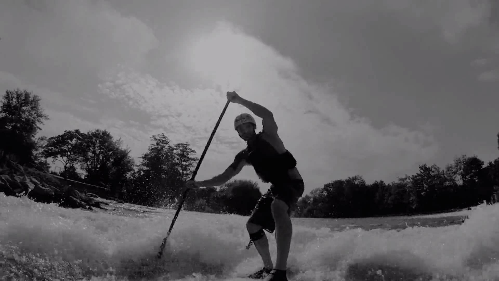 Vidéo teaser de Sup'Tasia dédiée au Sup de rivière