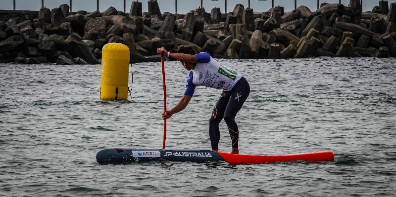 Les nouvelles pagaies stand up paddle Razor de G'Power