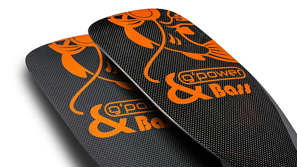 Les nouvelles pagaies stand up paddle Razor de G'Power