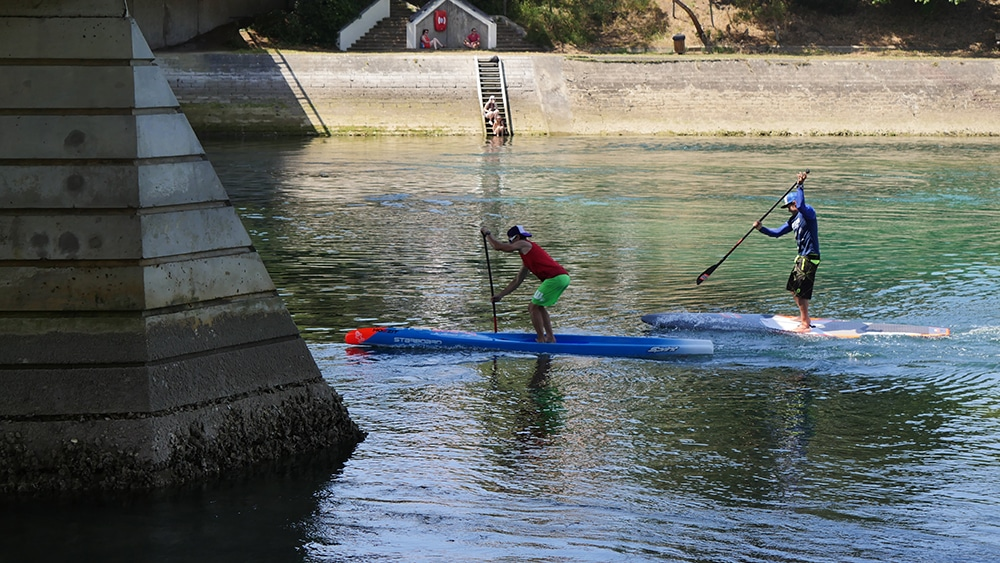 Interview exclusive de Boris Jinvresse, ancien champion de kayak de descente !