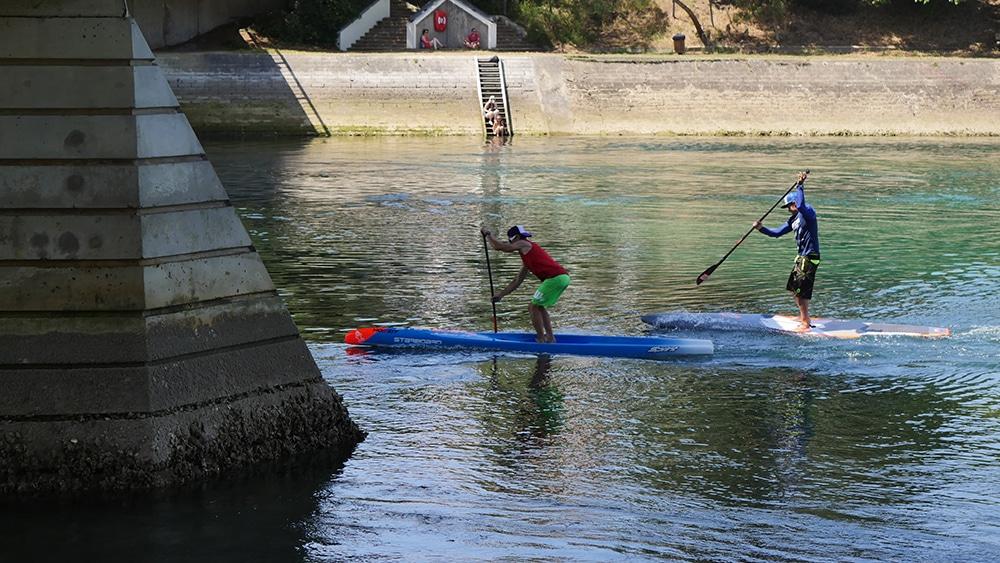 Interview exclusive de Boris Jinvresse, ancien champion de kayak de descente !