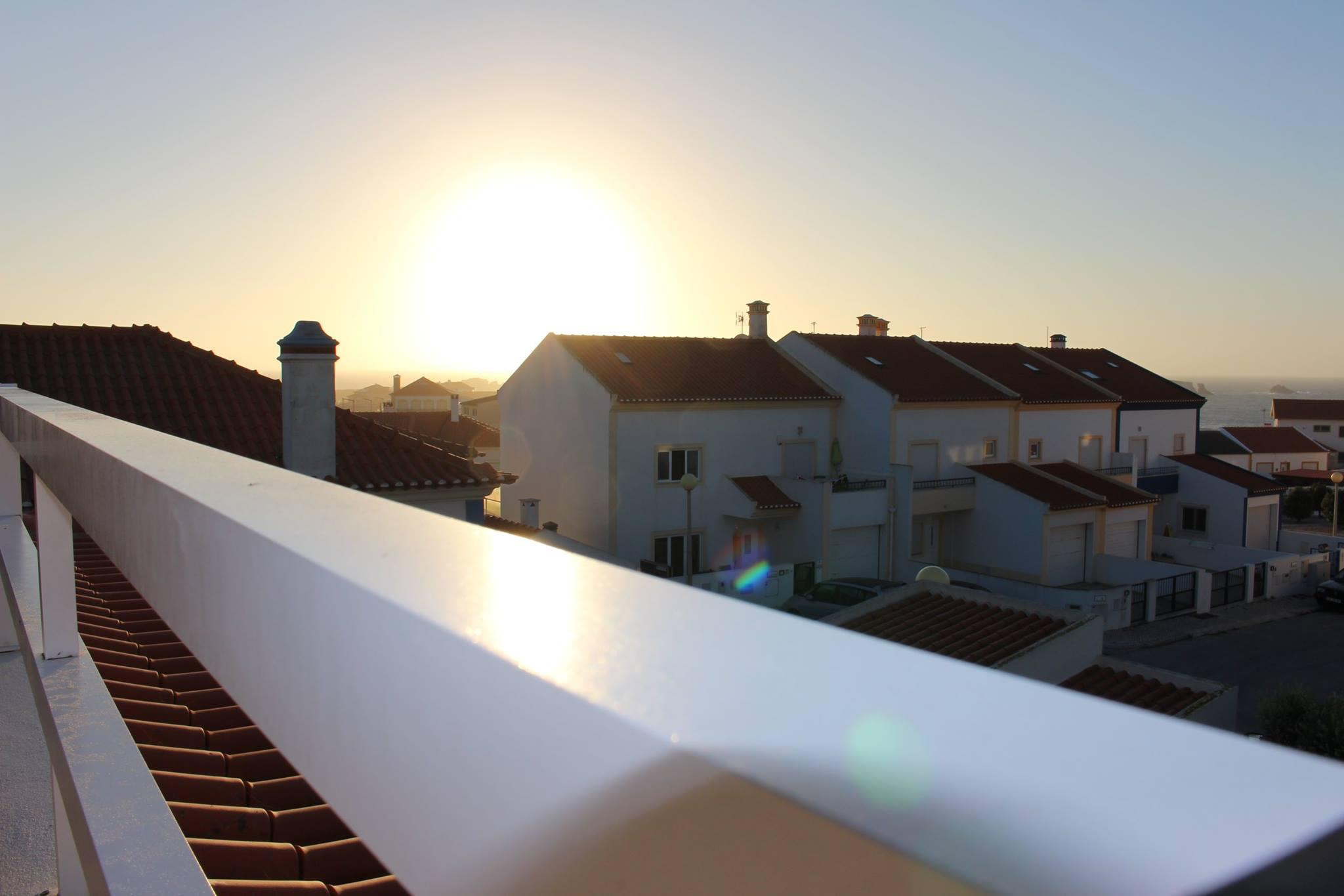 Captain's Log House, un surf house à Peniche au Portugal