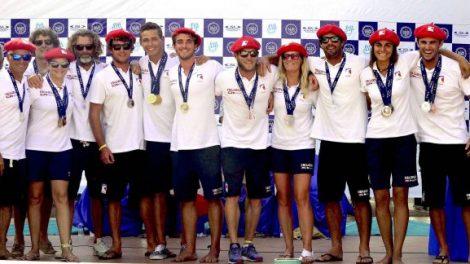 Cap sur le Danemark pour l'équipe de France de stand up paddle