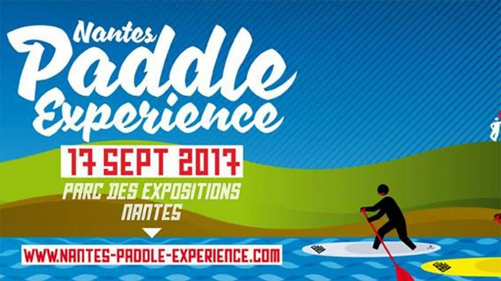 Nantes Paddle Experience le 17 septembre 2017 sur les bords de l'Erdre
