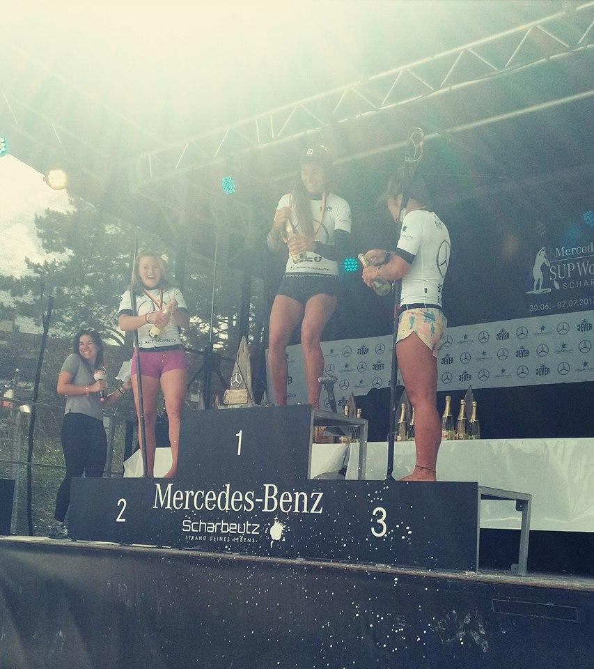 Notre championne Olivia Piana remporte l'EuroTour