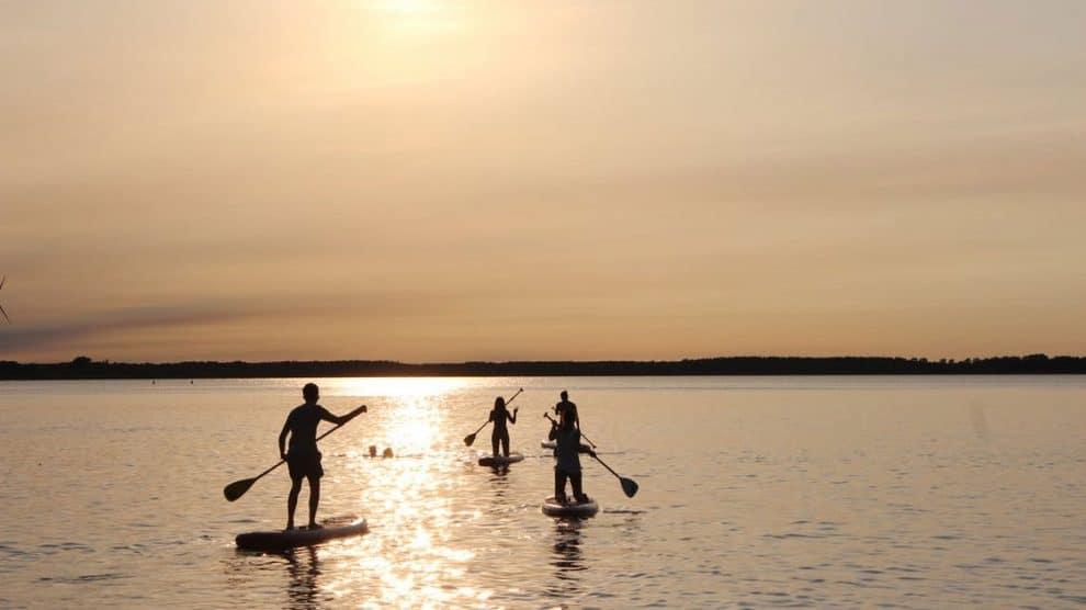 """À la découverte de la """"Presque Isle Paddle"""" en Pennsylvanie"""