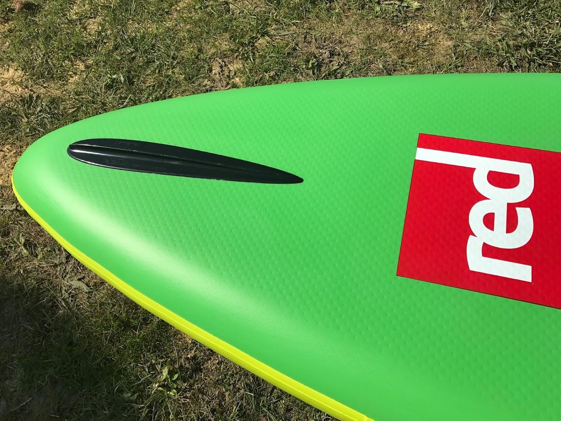 Découvrez le nouveau stand up paddle Explorer de Red Paddle Co