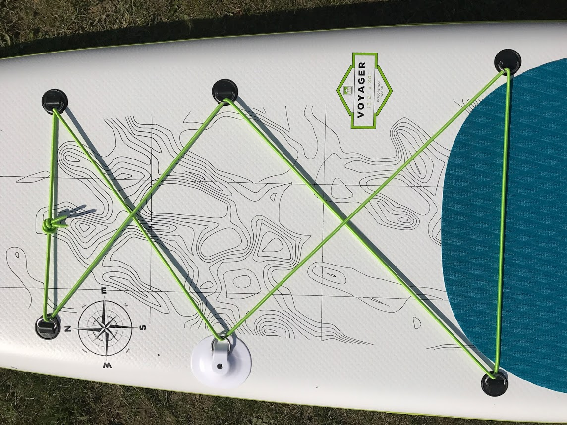 Découvrez le nouveau stand up paddle Explorer de Red Paddle Co