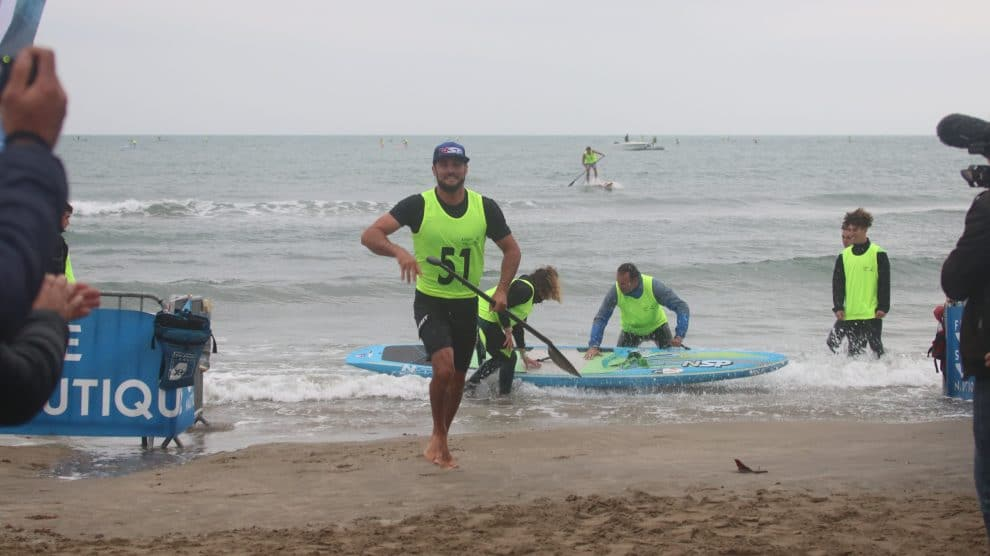 Résultat des Championnat France stand up paddle Technical Race 2017