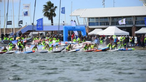 Résultat des Championnat France stand up paddle Longue distance 2017
