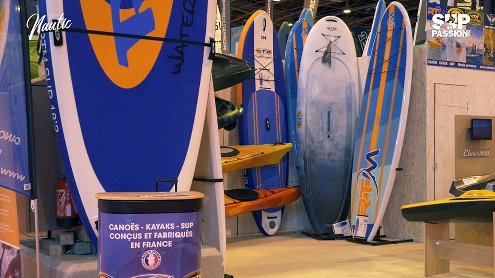 Interview 360° au stand Rotomod du Nautic 2017