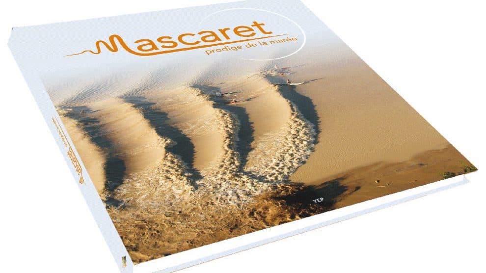 """Le livre """"Mascaret prodige de la marée"""" d'Antony """"YEP"""" Colas"""