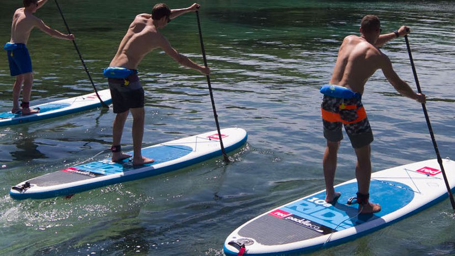 SUP Paddle Naish Quest 12.0 2017