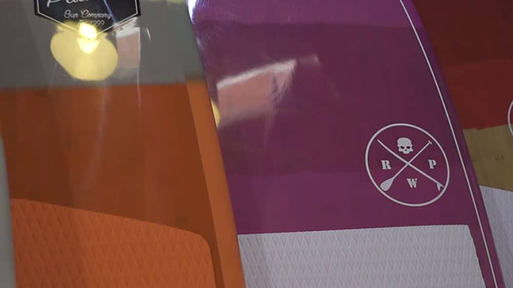 Vidéo de la marque de stand up paddle RedwoodPaddle