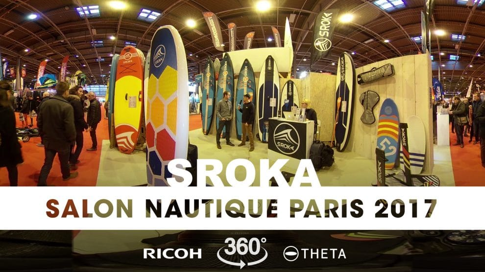 Interview exclusive en vidéo 360° de Bruno Sroka