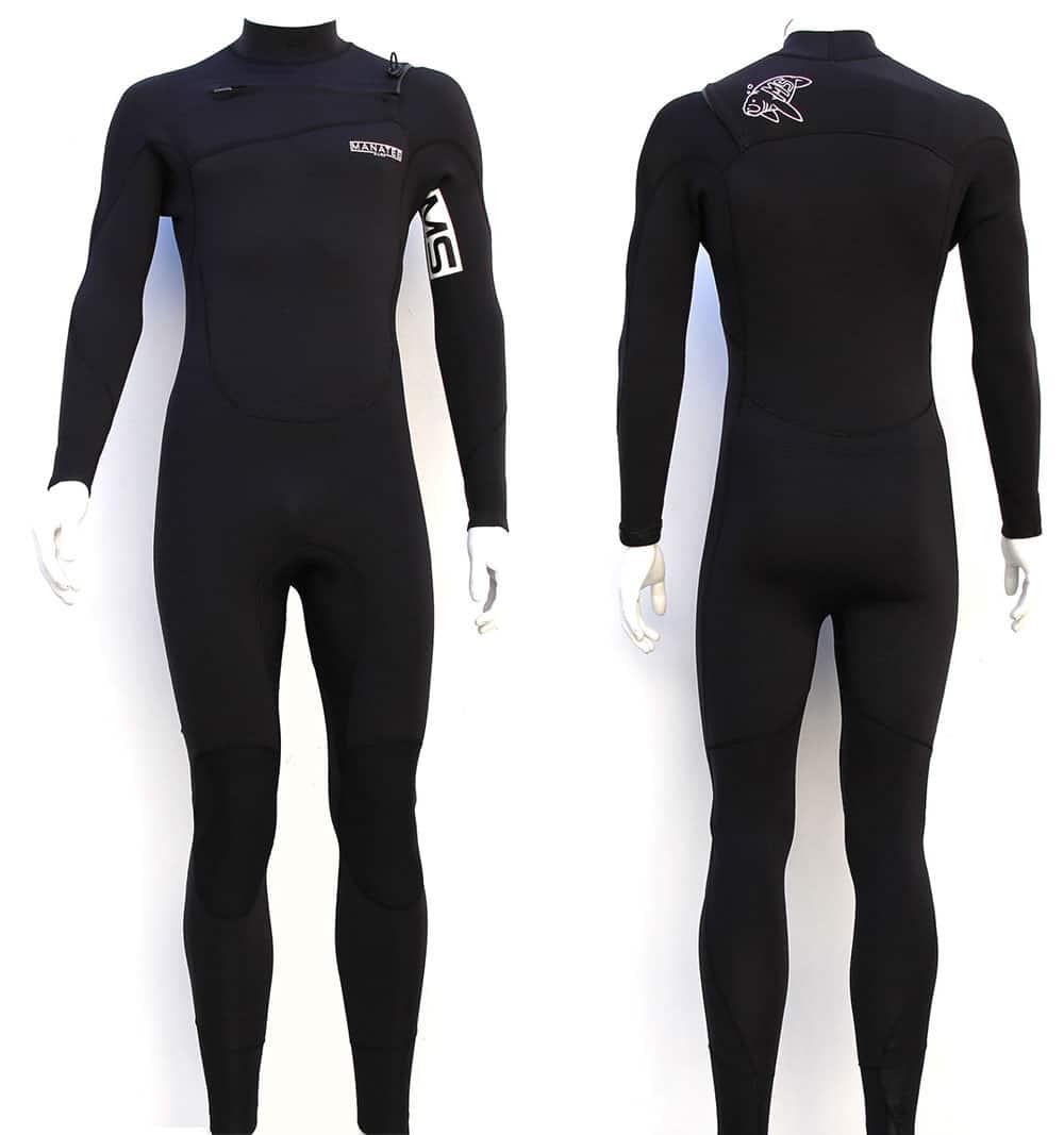 Combinaison Manatee Surf plus propre et plus élastique