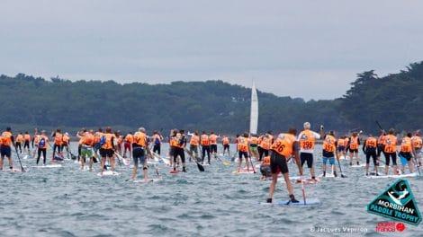 Morbihan Paddle Trophy Ouest France 23 et 24 juin 2018