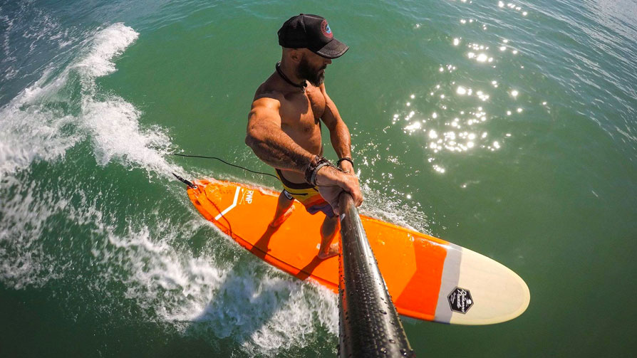 Sup Paddle Gonflable Red Paddle 10.6 Ride 2017