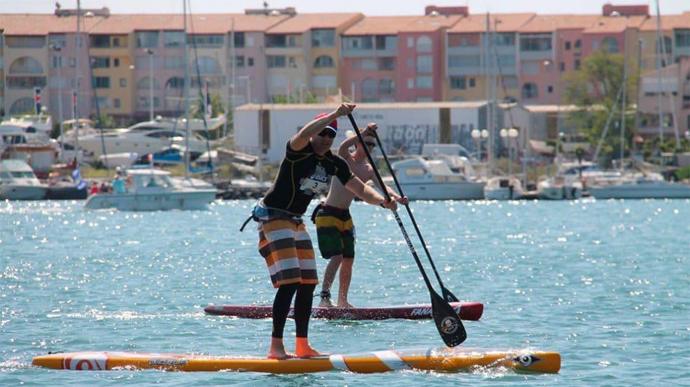 Sup Race Cap d'Agde 2018