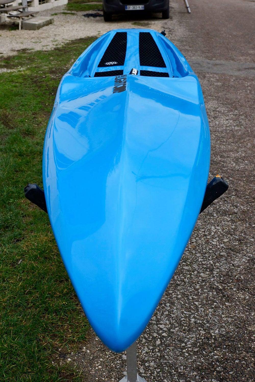 La marque de kayak Nelo se lance dans la fabrication de stand up paddle