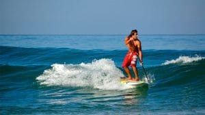 Le stand up paddle peut-il devenir aussi reconnu que le surf ?
