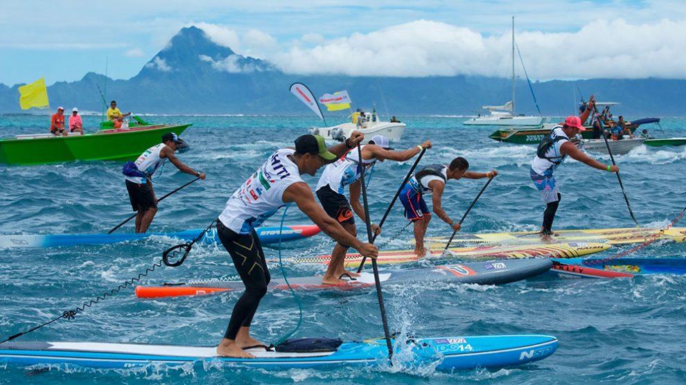 Préparez-vous pour l'Air France Paddle Festival le samedi 7 avril à Tahiti