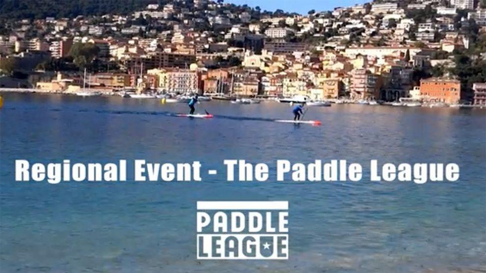 Villefranche Paddle Race, course de stand up paddle 24 et 25 mars 2018 à Nice