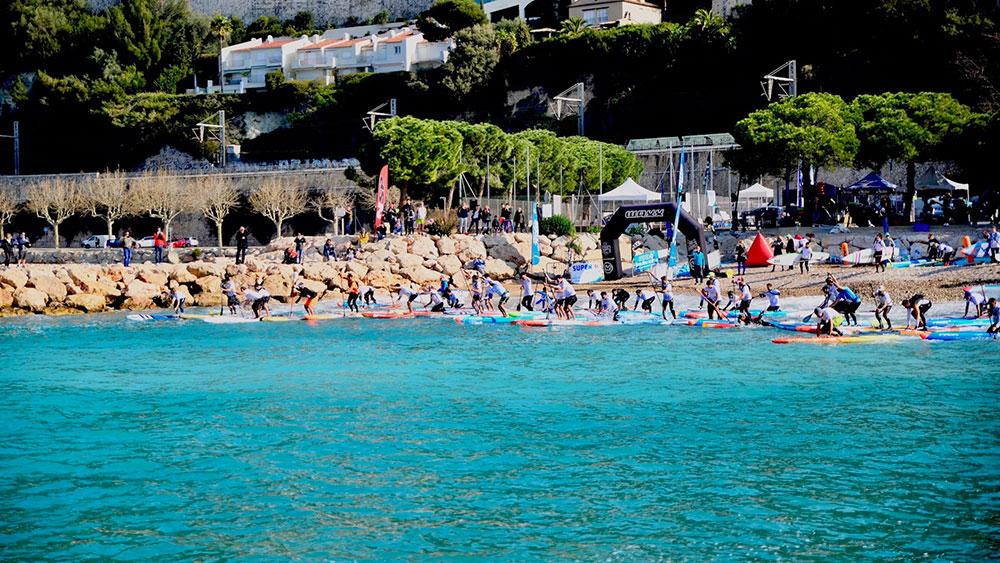 Retour sur la première édition de la Villefranche Paddle Race