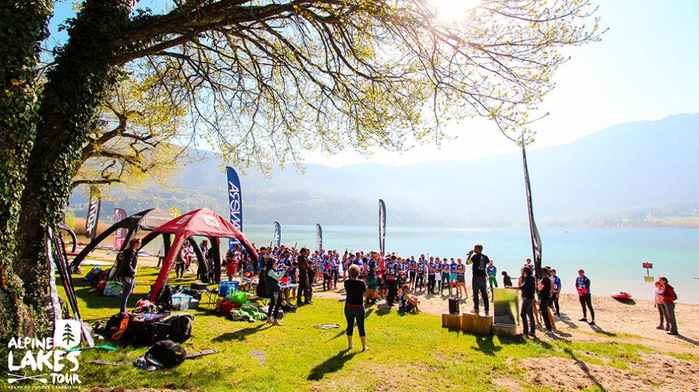 La 3e étape de l'Alpine Lakes Tour se joue à guichets fermés !