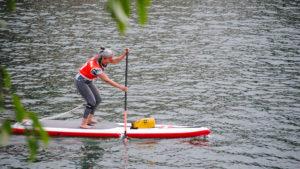L'eau Vive, rencontre et course de stand up paddle aux portes de Paris