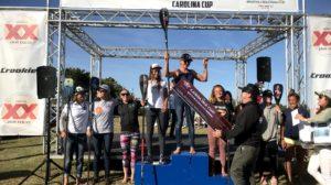 Bravo à nos français qui ont fait la Quiksilver Waterman Carolina Cup