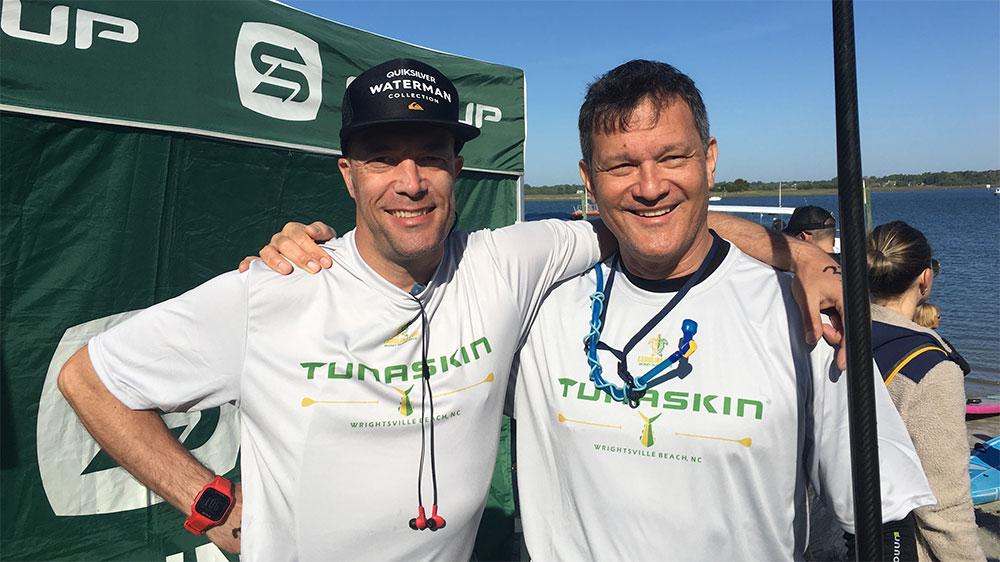 Interview de Jean-Marc, notre Sup Addict lors de la Carolina Cup 2018