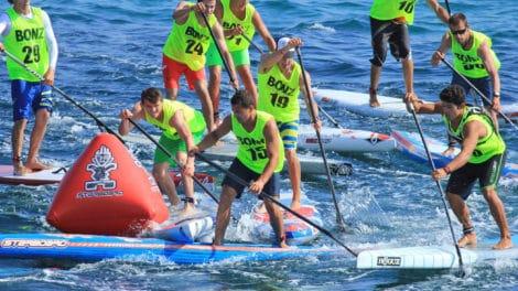 """Coupe de France de Sup Race 14"""" à Sainte-Maxime les 26 et 27 mai 2018"""
