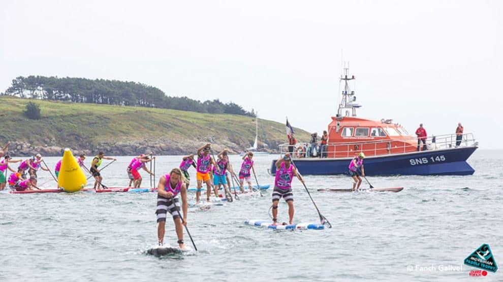 Tous sur l'eau pour la SNSM le 23 juin au Morbihan Paddle Trophy !