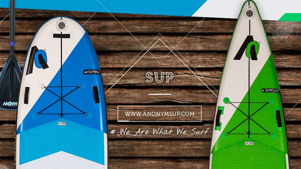 La société Zodiac Nautic rachète la marque française Anonym SUP
