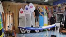 J'ai acheté un stand up paddle à moins de 200€ par Redwoodpaddle !