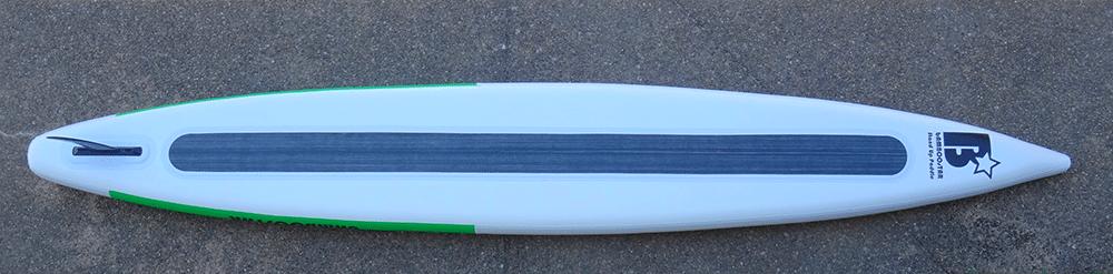 Nouveau stand up paddle gonflable 14x25 de chez BambooStar