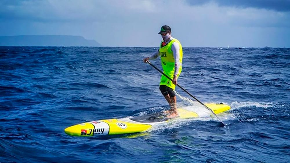 Stand up paddle Guinness World Records avec 3Bay