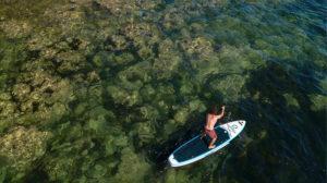 Découvrez la gamme stand up paddle Zodiac