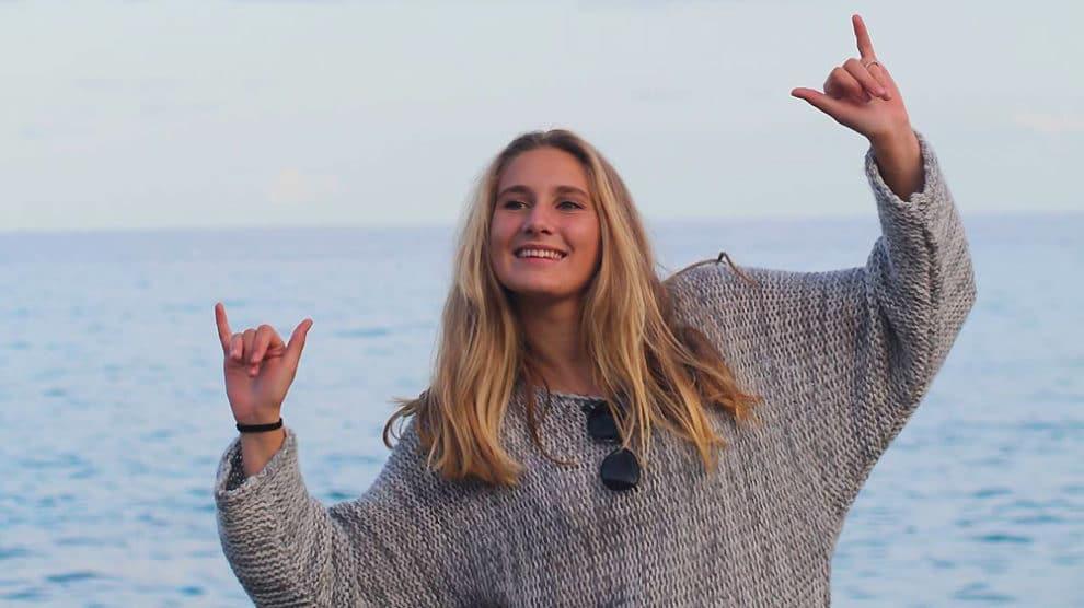 Interview de la championne française de sup Mélanie Lafenêtre