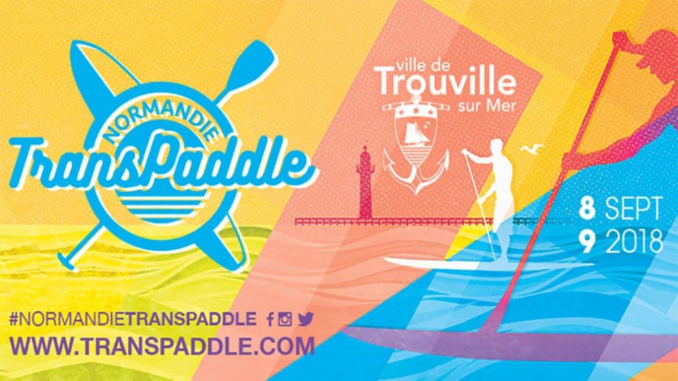 Transpaddle Trouville 2018